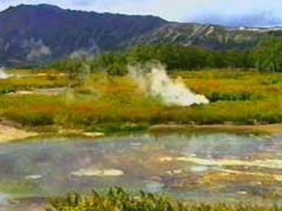 Tour of Kronotsky Reserve and Valley of Geysers